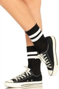 Chaussettes Sport à Rayures Leg Avenue