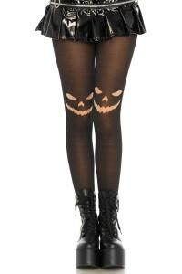 Collants Citrouille Halloween Leg Avenue