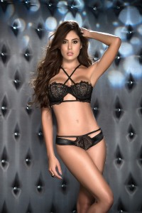 Ensemble Lingerie Sexy Taille Basse