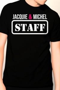 Tee Shirt Staff Jacquie et Michel