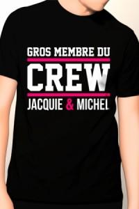 T Shirt Gros Membre Jacquie et Michel