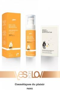 Delice Deluxe Massage Vanille