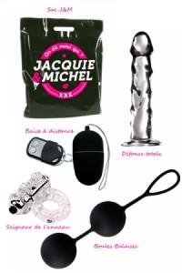 Pack Sextoys Jacquie et Michel