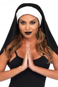 Coiffe None Religieuse