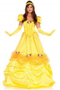 Costume Princesse Reine du Bal Luxe