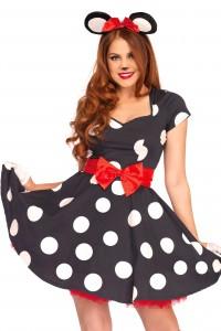 Costume Petite Souris Sexy Mickey Mouse