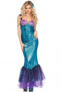Costume Sirène