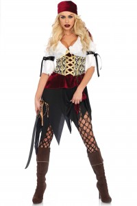 Costume Pirate Sexy Leg Avenue
