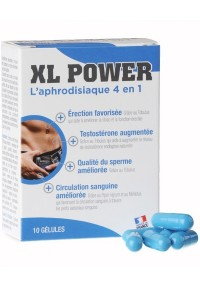 XL Power Érection 10 gélules