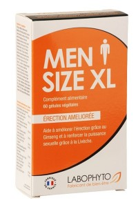 Mensize érection XL