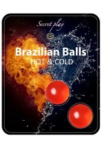 Brazilian Balls Effet Chaud Froid Brazilian Balls