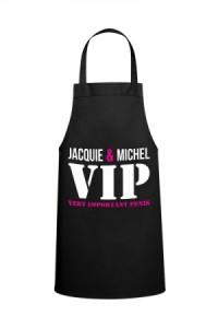 Tablier Jacquie & Michel VIP