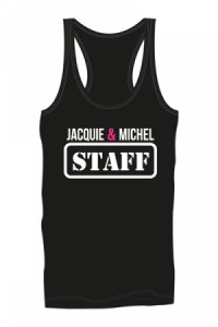 Débardeur Homme Staff Jacquie et Michel