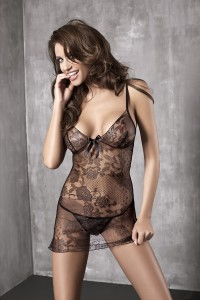 Nuisette Dentelle Taille S/M Ultra Chic Anais