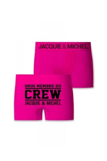 Boxer Rose Jacquie et Michel Crew