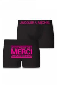 Boxer J&M Jacquie et Michel