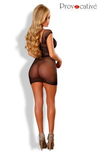 Nuisette Transparente Sexy Robe Lingerie Provocative