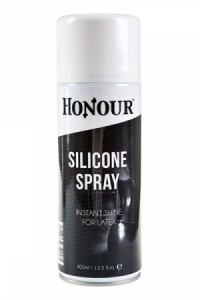 Spray shinner silicone latex Honour