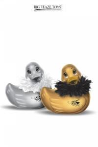 Mini Duckie Paris Strass et Paillettes Big Teaze Toys