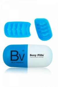 Masturbateur Sexy Pills Blue Valentine Love to Love