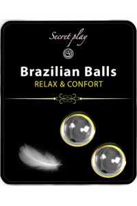 Brazilian Balls Relax Confort Secret Play IM#50796
