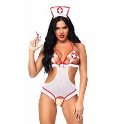 Body Infirmière Ouvert
