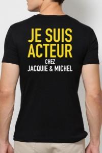 Tee-shirt Acteur J&M
