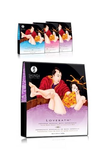 Sels de Bain Japonais Lovebath