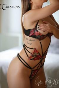 Body Gaia Luxe Lola Luna