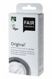 Préservatifs Fair Squared Original Vegan