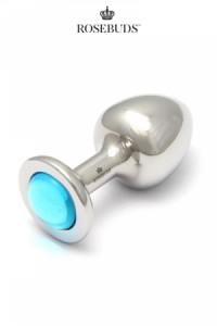 Rosebuds Verre Small Aquamarine