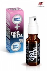Spray Stimulant Couple Orovital RuF Ruf IM#6505
