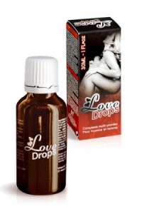 Love Drops Stimulant Sexuel Mixte by RuF