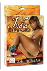 Poupée Gonflable Noire India Nubian California Exotic Novelties IM#6586