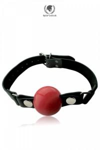 Baillon Balle Gag Ball Silicone Large