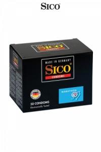 Préservatifs Sico MARATHON x50 Sico