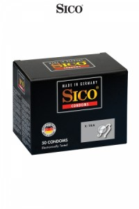 Préservatifs Sico X-TRA x50 Sico