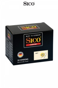 Préservatifs Sico DRY x50 Sico IM#73305