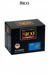 Préservatifs Sico PEARL x50 Sico