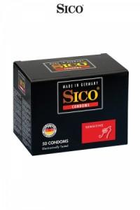 Préservatifs Sico SENSITIVE x50 Sico