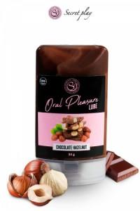 Lubrifiant Comestible Chocolat Noisette Secret Play