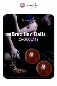 Boules Brésiliennes Chocolat Brazilian Balls