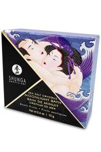 Cristaux de Mer Fruits Exotiques Bain de Minuit Shunga Shunga IM#75076