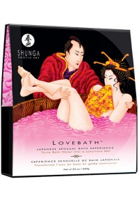 Sels de Bain Fruit Japonais Love bath Dragon Fruit Shunga Shunga