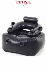 Fauteuil Gonflable SM BDSM Pipedream IM#75319