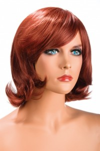 Perruque Victoria Rousse World Wigs