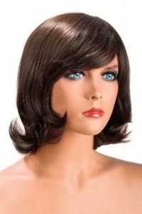Perruque Victoria Châtain World Wigs