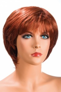 Perruque Sofia Rousse World Wigs