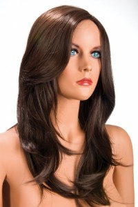 Perruque Olivia Châtain World Wigs