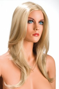 Perruque Olivia Blonde World Wigs